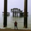 The Dutch blog - Hans bij de West Pier