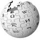 Wikipedia-logo klein