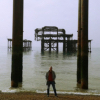 The Dutch blog - Hans bij de West Pier