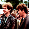 The Dutch blog - Hans en Bert in het Vondelpark