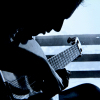 The Dutch blog - Hans speelt gitaar