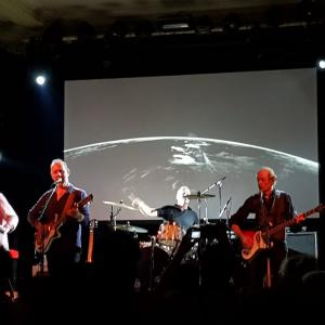The Dutch 27-8-2018. Paradiso Amsterdam, playing Amen